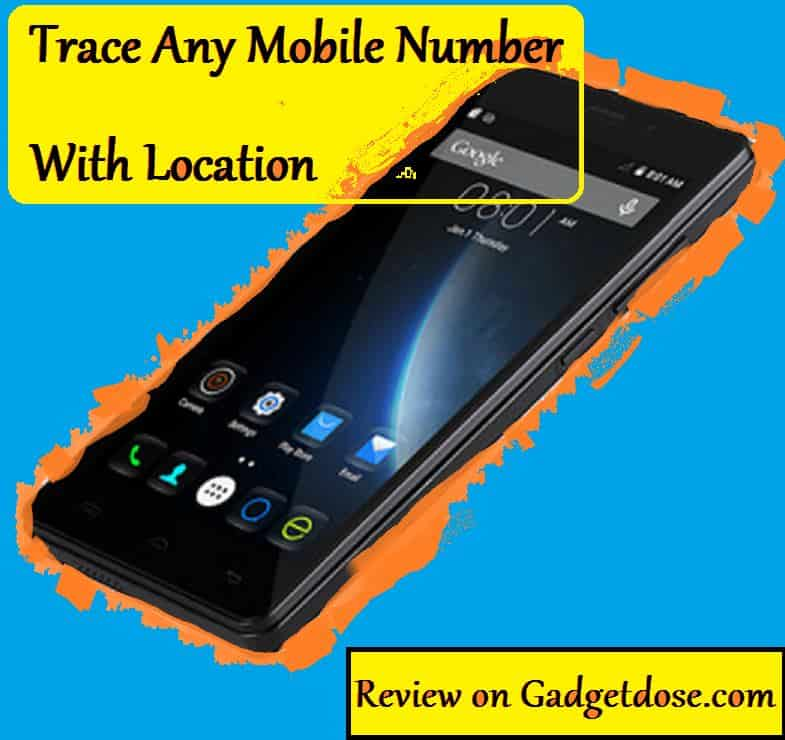 Trace Mobile Number worldwide