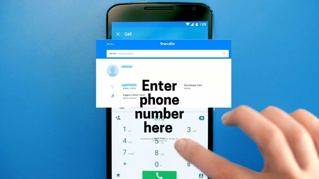 truecaller name search 2018